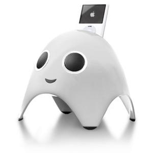 Photo of Amethyst IGhost iPod Dock