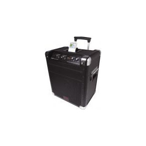 Photo of Ion IPA03 Portable PA System With Universal Dock For iPod iPod Dock