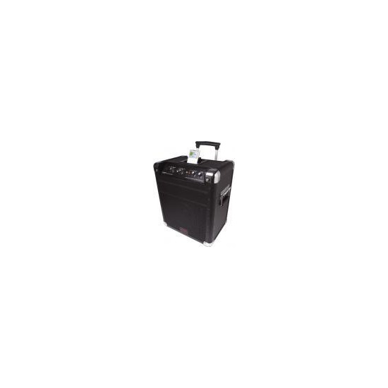 Ion iPA03 Portable PA System with Universal Dock for iPod