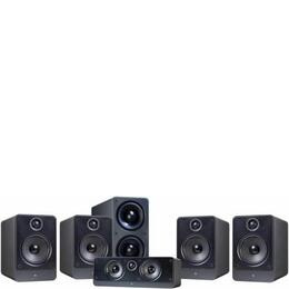Q Acoustics 2000 Cinema Reviews