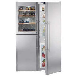 Photo of Liebherr SBSES7155 Fridge Freezer