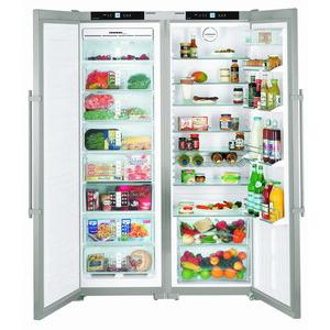 Photo of Liebherr SBSES7252 Fridge Freezer