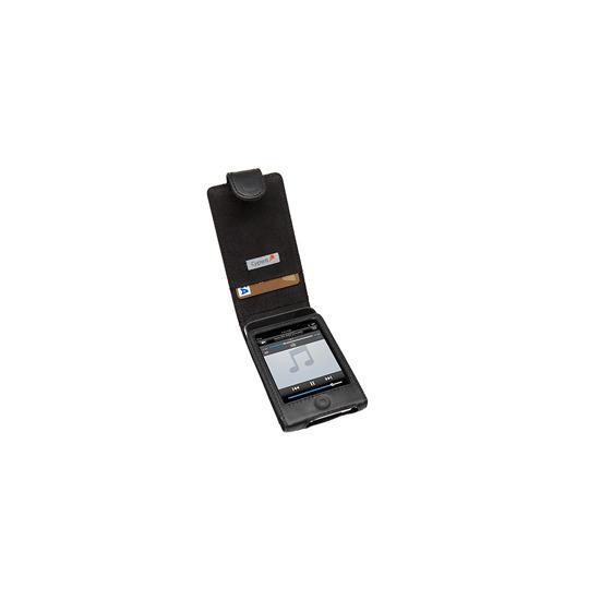 Lavish Soft Leather Case Black Touch