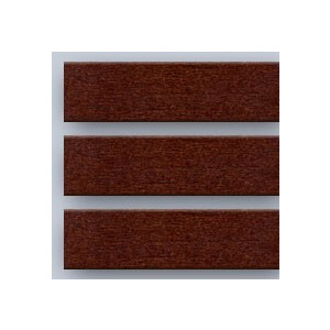 Photo of Web-Blinds Burnt Walnut (50MM) Blind