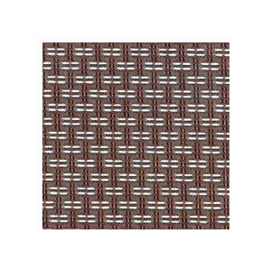 Photo of Web-Blinds Chocolate Weave Blind
