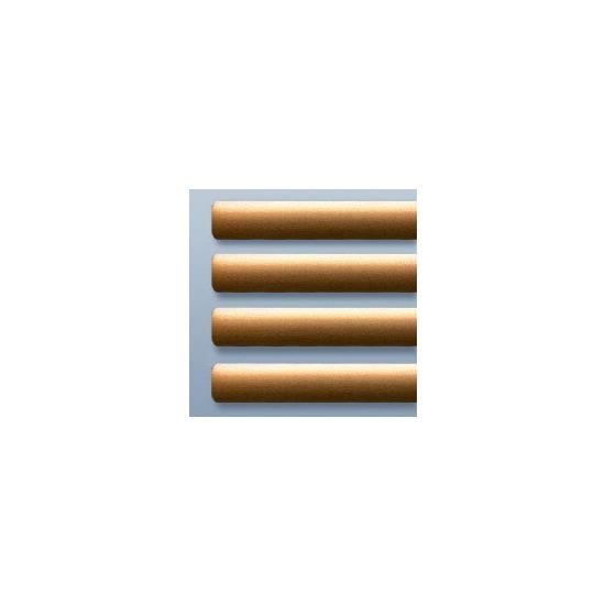 Web-Blinds Crackled Gold (25mm)