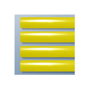 Photo of Web-Blinds Full On Yellow (25MM) Blind