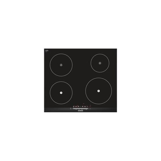 SIEMENS EH675FE27E Electric Induction Hob - Black