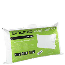 Sound Asleep Pillow  No more headphones in bed Reviews