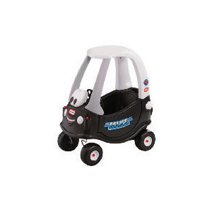 Photo of Little Tikes Patrol Police Coupe 30TH Anniversary Edition Toy