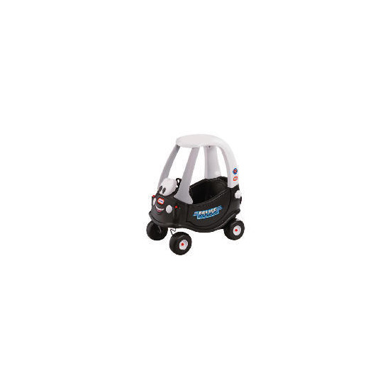 Little Tikes Patrol Police Coupe 30th Anniversary Edition
