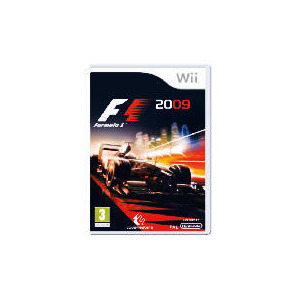 Photo of F1: Formula 1 - Wii Video Game