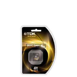 TDK 4GB Flash SD Card Reviews