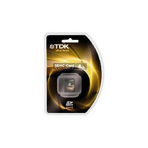Photo of TDK 4GB Flash SD Card Memory Card