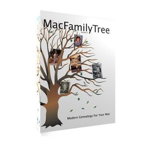 Photo of Softline Mac Family Tree For Macs Software