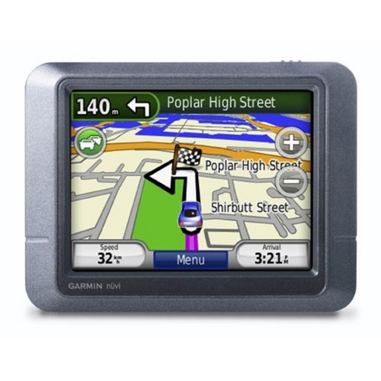 GARMIN NUVI205T GPS