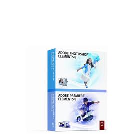 Adobe 8.0 Photoshop & Premier Elements Reviews