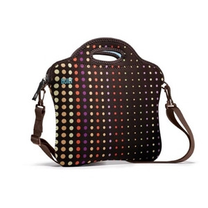 Photo of Built NY Leaf Dot Laptop Bag