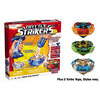 Photo of Battle Strikers Starter Set Tsunami + 3 Turbo Tops Toy