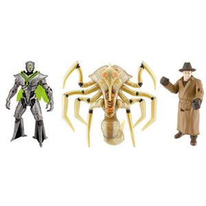Photo of Ben 10 Alien Swarm - Movie 3 Figure Pack Toy