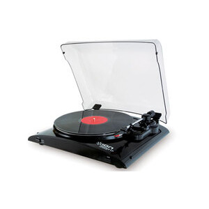Photo of USB Turntable With Dust Cover Turntables and Mixing Deck