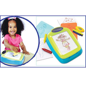 Photo of Crayola - Beginnings Magic Sound Scribbler Toy