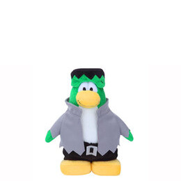 Disney Club Penguin - Plush Series 4 Frankenpenguin Reviews