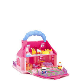 Hello Kitty Mini Playset Dolls House Reviews