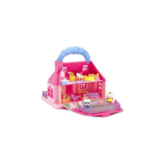 Hello Kitty Mini Playset Dolls House