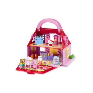 Photo of Hello Kitty Mini Playset Candy Store Toy