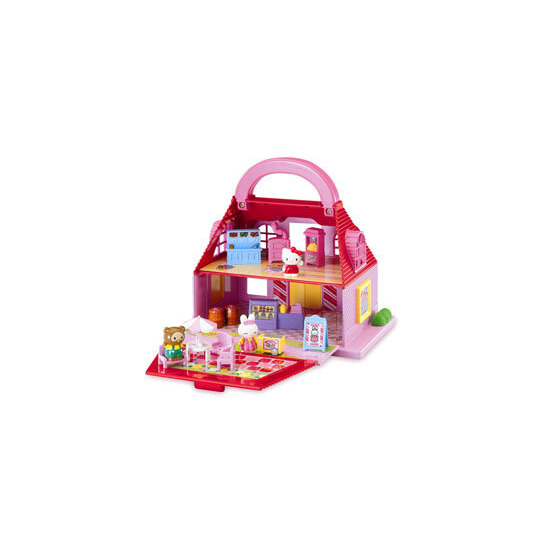 Hello Kitty Mini Playset Candy Store