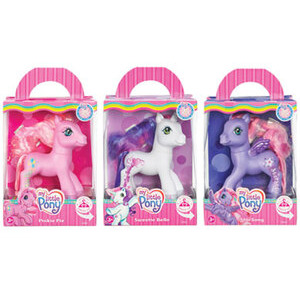 Photo of My Little Pony - 3 X Favourite Friends Toy