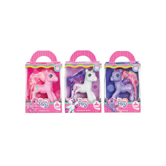 My Little Pony - 3 x Favourite Friends