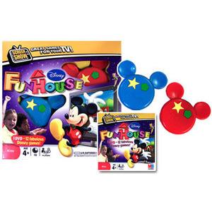 Photo of Disney Fun House DVD Game Toy