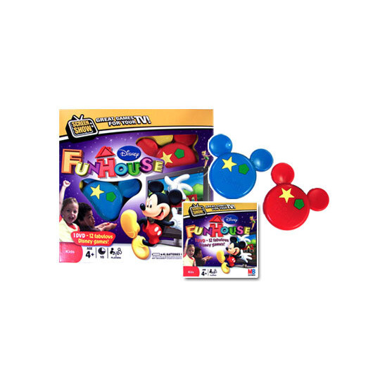 Disney Fun House DVD Game