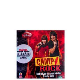Camp Rock DVD Game Reviews