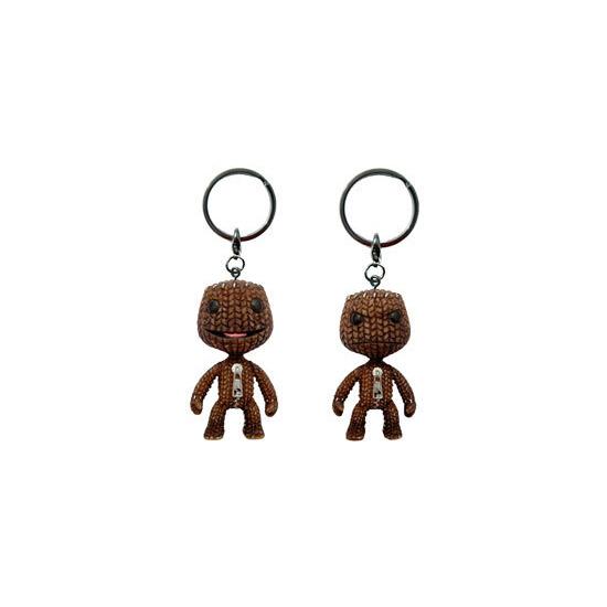 "Sackboy 2"" Keychain"
