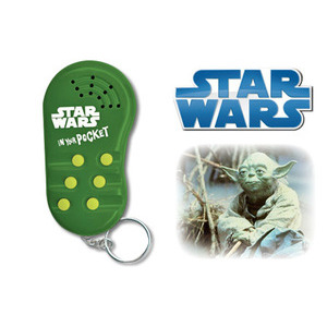 Photo of Yoda In Your Pocket Gadget