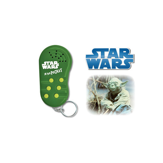 Yoda in Your Pocket