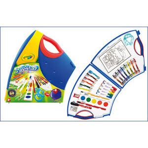 Photo of Crayola - Shark's Fin Art Case Toy