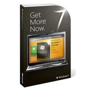Photo of Microsoft Windows 7 Ultimate (Anytime Upgrade From Windows 7 Home Premium) Software