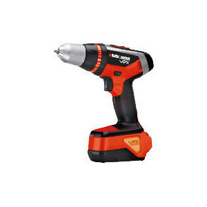 Photo of Black & Decker 14.4V Lithium Ion Hammer Drill Power Tool