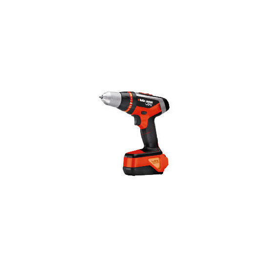Black & Decker 14.4v Lithium Ion Hammer Drill