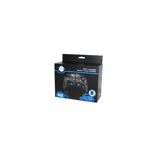 6 Axis Wireless PS3 Controller