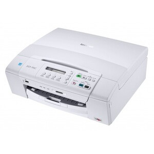 Photo of Brother DCP-195C Printer