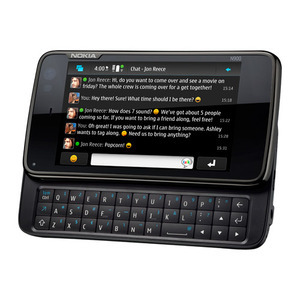 Photo of Nokia N900 Mobile Phone