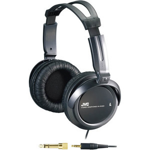 Photo of JVC HA-RX300 Full Size Extra Bass On Ear Headphones Headphone