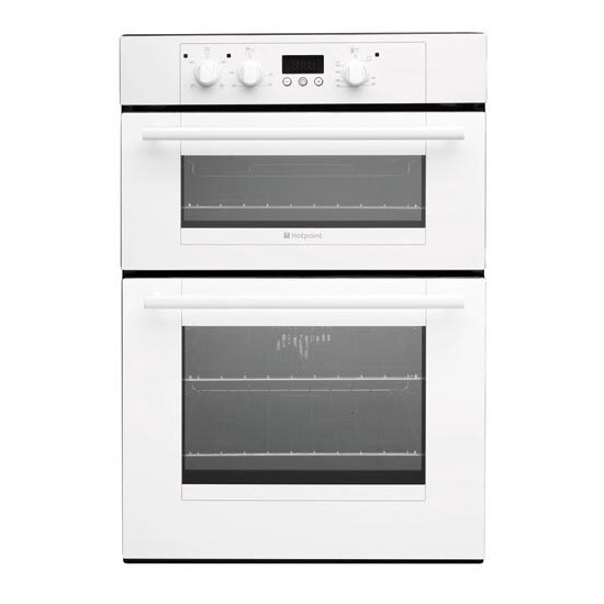 Hotpoint DY46W/2 D Oven