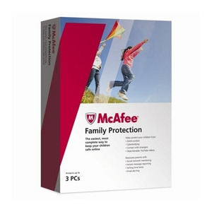 Photo of GEM - MC Afee Family Protection Software