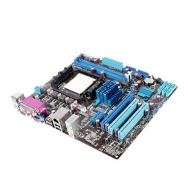 ASUS M4A78L-M LE - Motherboard - micro ATX - AMD 760G - Socket AM2+ - UDMA133, Serial ATA-300 (RAID) - Gigabit Ethernet - video - High Definition Audio (8-channel) Reviews
